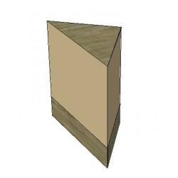 8521 - Comptoir Angle Stratifie